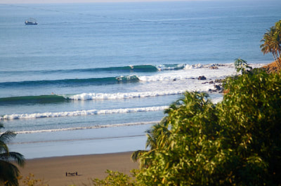 las flores surf pointbreak