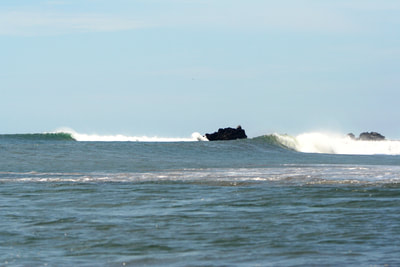surf photo of playa las flores