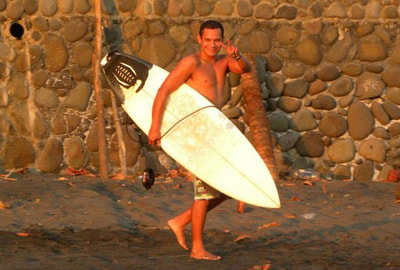 surf guide el salvador
