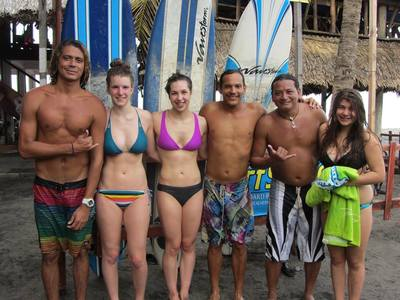 surf tours el salvador